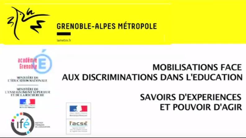 Vidéo des mobilisations face aux discriminations dans l'éducation